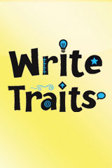 2001 Great Source Write Traits Teacher's Manual (Elementary)