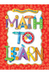 Math to Learn Teacher Resource Binder