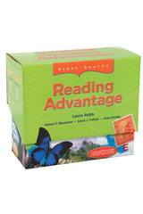Great Source Reading Advantage Magazine 6pk (Level A) Space Odyssey
