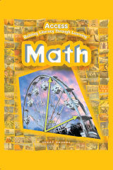 ACCESS Math Assessment Book Grades 5-12