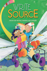 Great Source Write Source  Teacher Edition Skillsbook Grade 4  2006