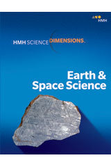 HMH Science Dimensions Earth Class Set Classroom Package 1 Year Print/5 Year Digital