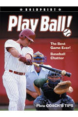 Steck-Vaughn BOLDPRINT Anthologies Individual Student Edition Yellow Play Ball!