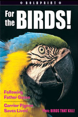Steck-Vaughn BOLDPRINT Anthologies Individual Student Edition Orange For the Birds!