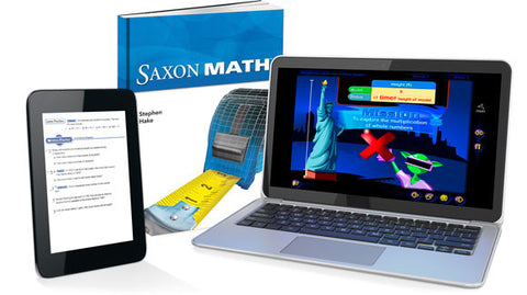 MATH 1 1E HOMESCHOOL SET