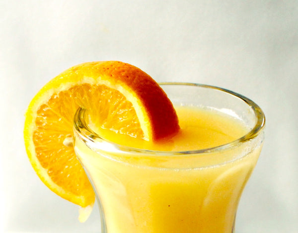 orange coconut smoothie