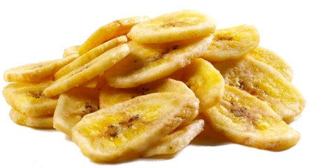 Organic Raw Banana Chips - 100 Gram