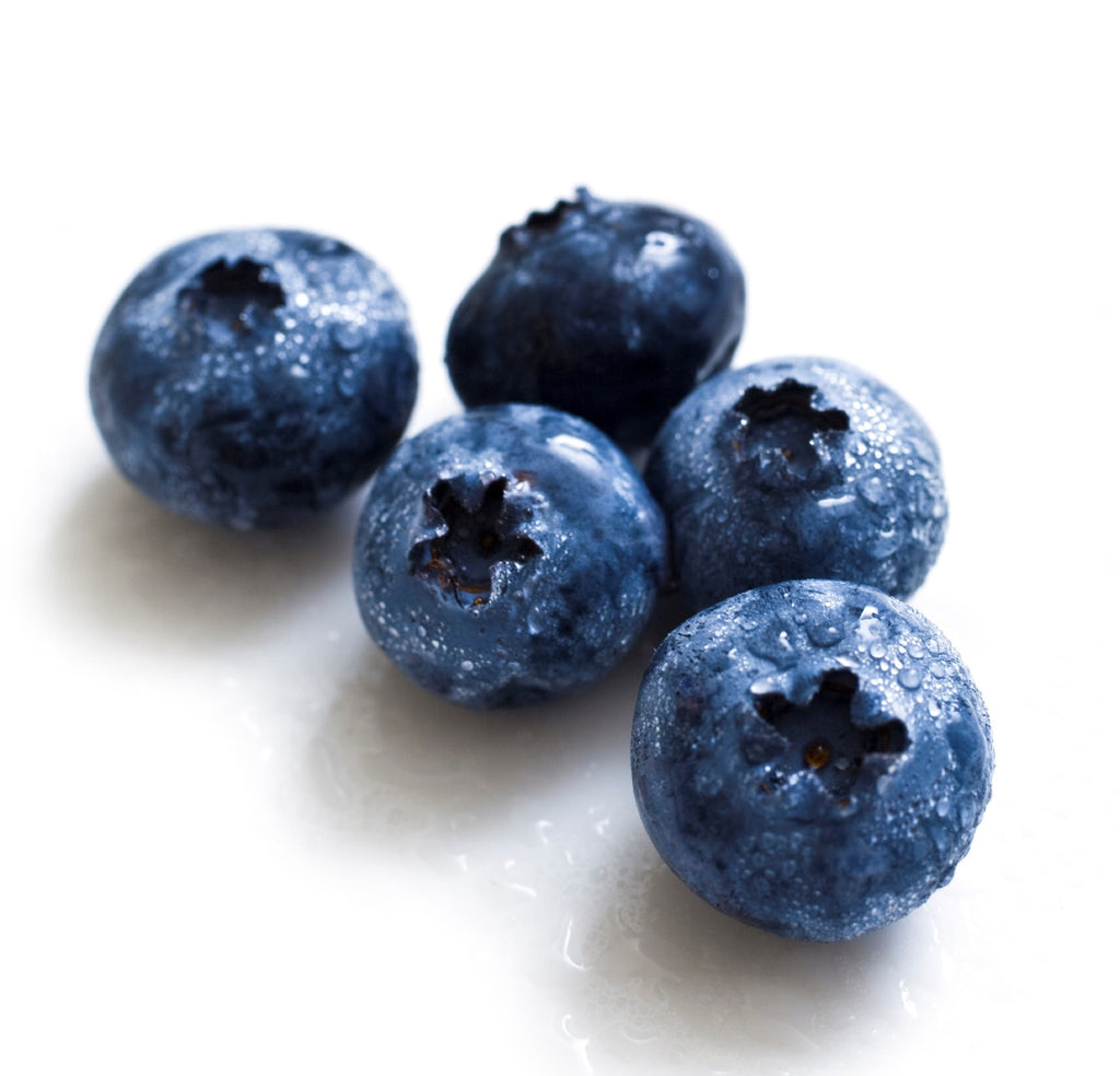 Organic Blueberries - 4 ounce