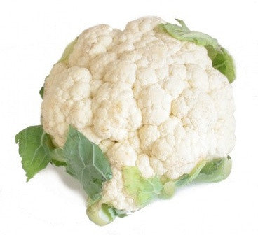 Organic Cauliflower - Each