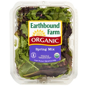 Organic Salad Spring Mix - 5oz