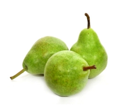 Organic Pear Packham - Each