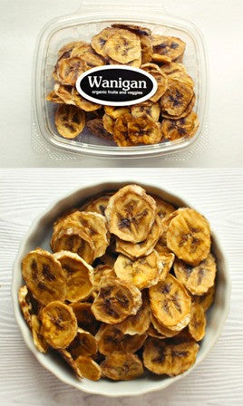 Raw Banana Chips