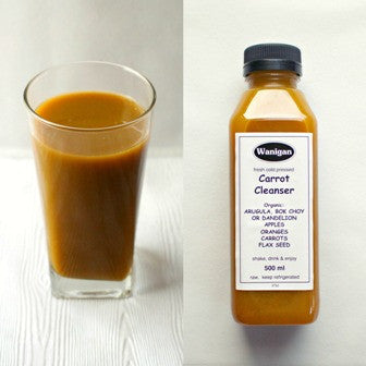 Carrot Cleanser - 500ml