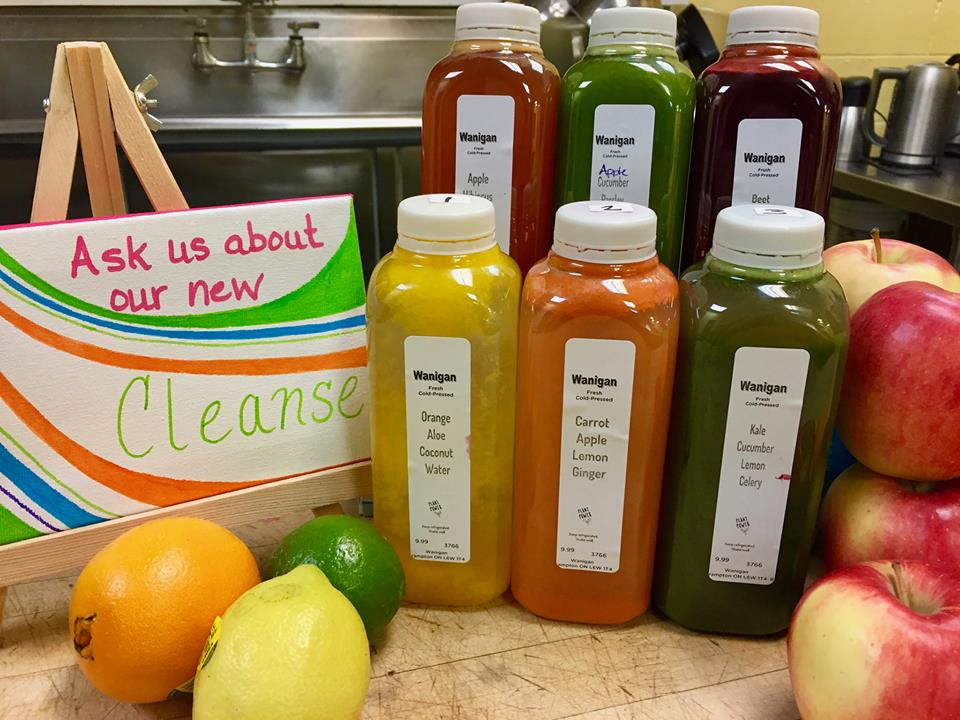 Wanigan Cleanse Juice Kit