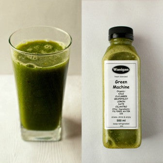 Green Machine - 500ml
