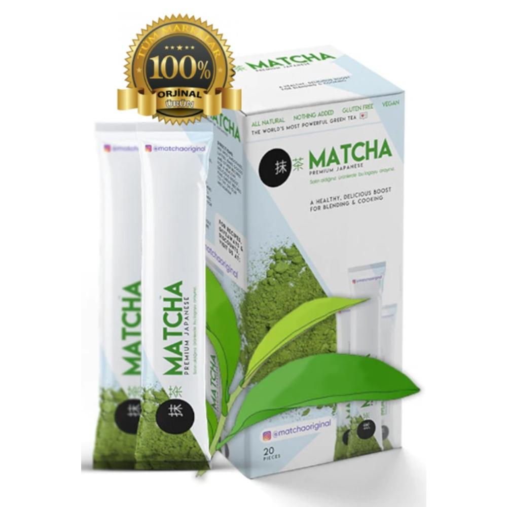 matcha Life Slim Tea Mixed Herbal Original Weight Loss Seeds 30pcs slimming products pure naturel organic oil blocker thin