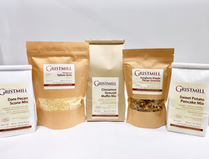 Homestead Gristmill — Non-GMO Homestead Breakfast Variety Pack (With Yellow Grits)