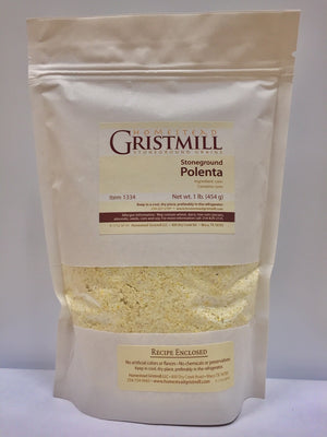 Homestead Gristmill — Organic, Non-GMO, Stone-ground Polenta (2 Pack)