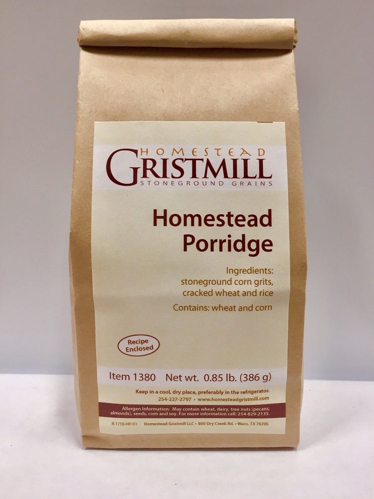 Load image into Gallery viewer, Homestead Gristmill — Non-GMO Homestead Porridge (2 Pack)