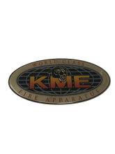 Load image into Gallery viewer, KME Logo, Oval