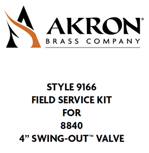 Akron Brass 9166 Field Service Kit