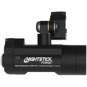 Nightstick FORGE Helmet-Mounted Multi-Function Flashlight