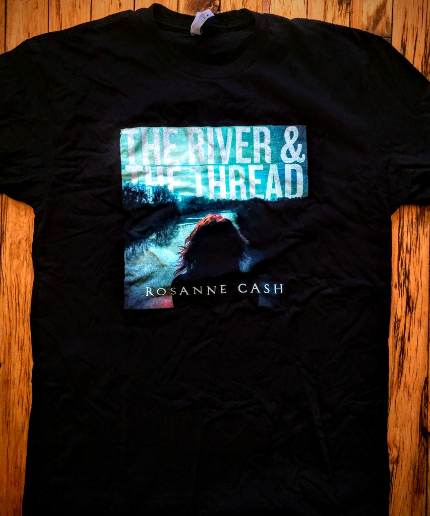 The River & The Thread T-Shirt (available in black or white)