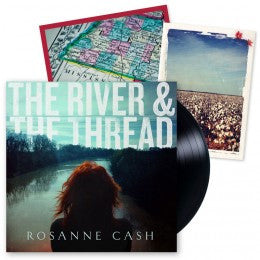 The River & The Thread - Limited Edition Vinyl Signed with Set of Postcards (2014)