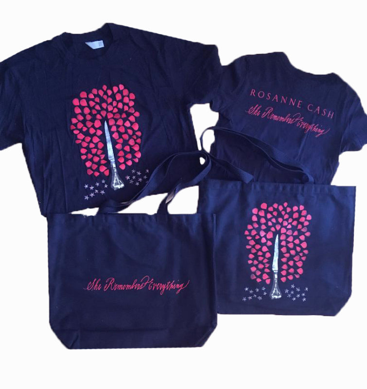She Remembers Everything: T-shirt + Tote Bag Special