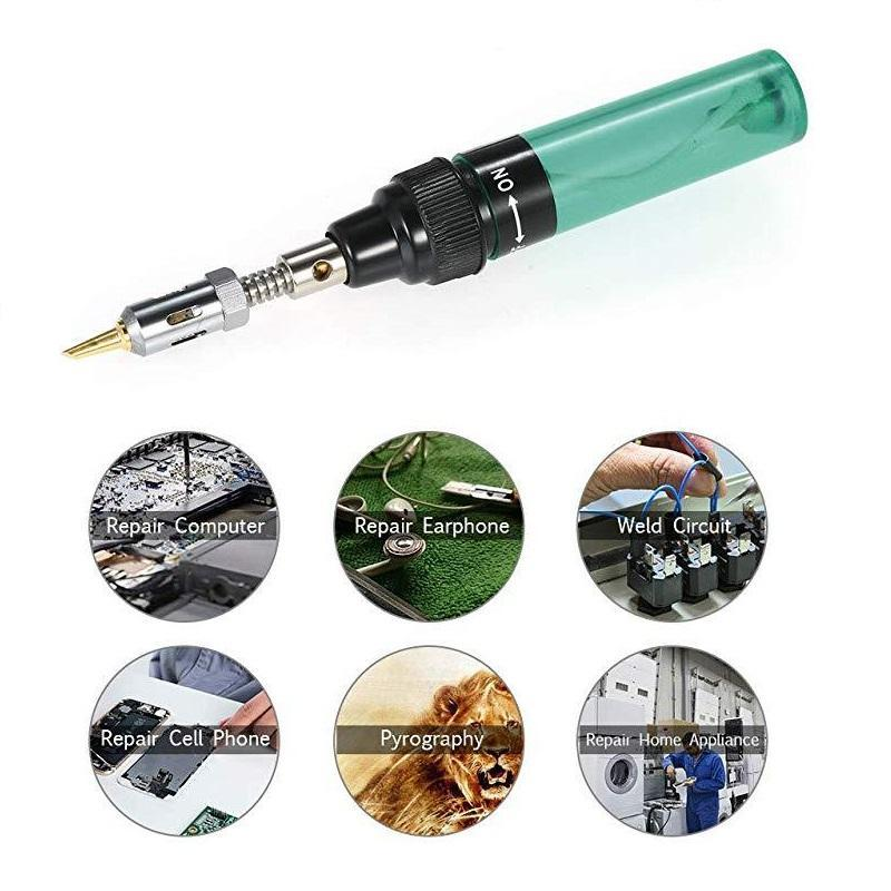 Wireless Portable Soldering Iron Set