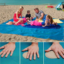 Load image into Gallery viewer, (LAST DAY PROMOTIONS- Save 50% OFF)Sandproof Beach Blanket Lightweight