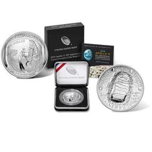 Load image into Gallery viewer, (HOT SALE!!!)Pure Silver Coin - 50th Anniversary of the Apollo 11 Moon Landing