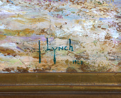 Fine Art - Justo Maximo Lynch Painting