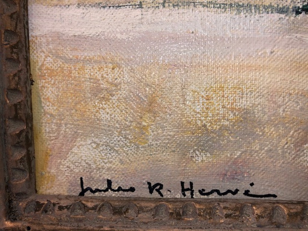 Painitng by Jules Herve (1887-1981)