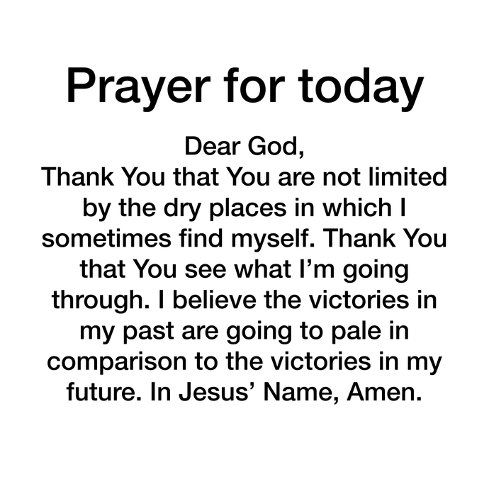 Prayer Day 109
