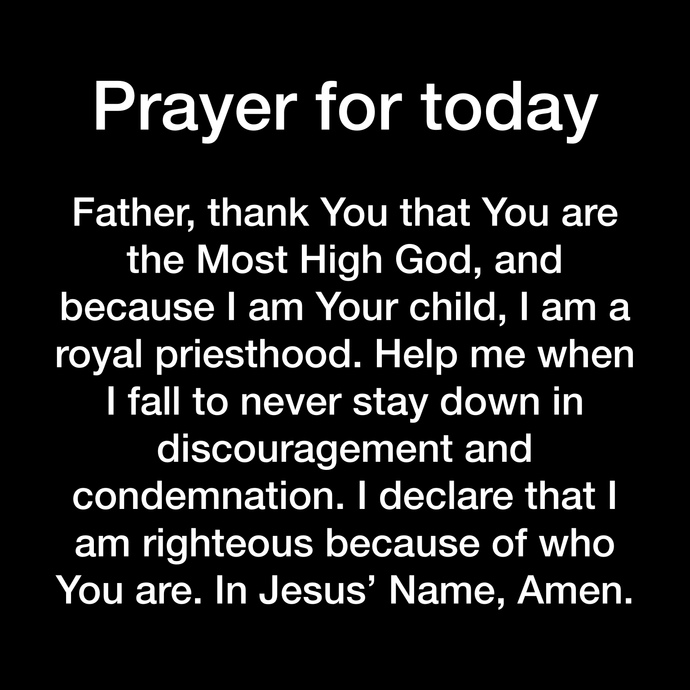 Prayer Day 136