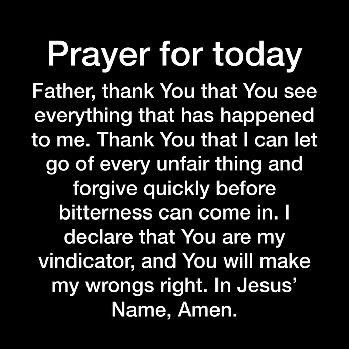 Prayer Day 135
