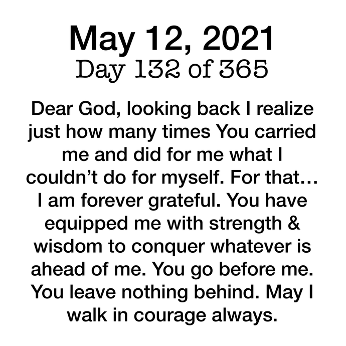 Devotional Day 132