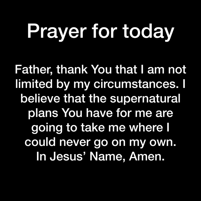 Prayer Day 133