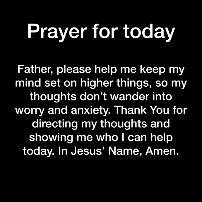 Prayer Day 132