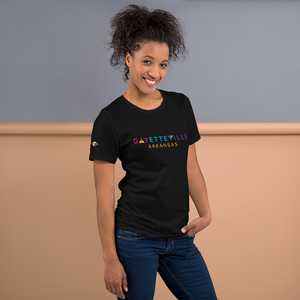 Gayetteville | Gender Neutral T-Shirt
