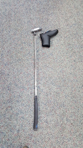 Cabinet View Golf Course / Ping Putter 35' / $169 Value