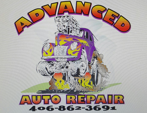 Advanced Auto Repair/ Coolant System Inspection & Flush ($169.00 Value)