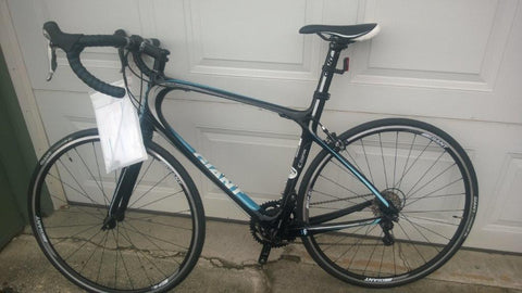 Glacier Cyclery/ Giant Avail Carbon Women's Road Bike ($1,850 Value)