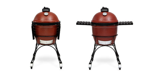 Big John's/ Kamado Joe Classic w/ Accessories ($1085.79 Value)