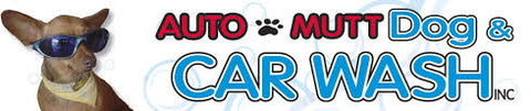 Auto Mutt Dog and Car Wash / $11.00 Gift Certificate For Automatic Car Wash