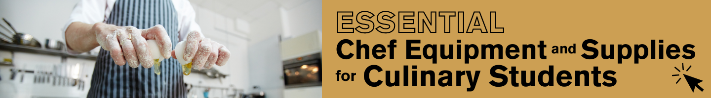 Essential Chef Equipment for Culinary Students