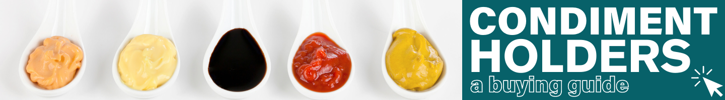 Condiment Containers Buying Guide