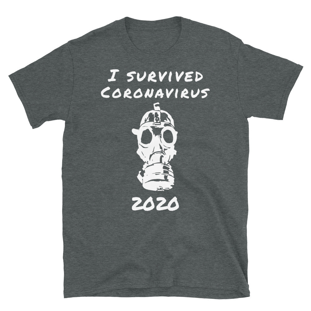 I survived Coronavirus 2020 T-shirt