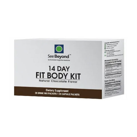 14 Day Fit Body Kit Chocolate/Vanilla